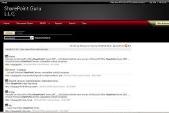 SharePointGuruThemeSearch